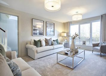 "Thumbnail 4 bed detached house for sale in ""Ivory"" at Lordenshaw Drive, Rothbury, Morpeth"