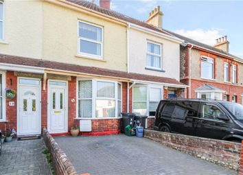 Thumbnail 2 bedroom terraced house to rent in Alexandra Road, Axminster, Devon