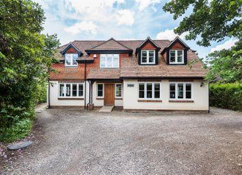 Thumbnail 4 bed detached house for sale in Rickmans Lane, Plaistow, Billingshurst