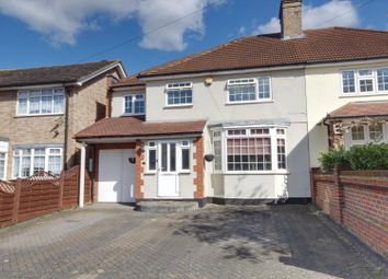 Thumbnail 4 bed property for sale in Hardley Crescent, Hornchurch