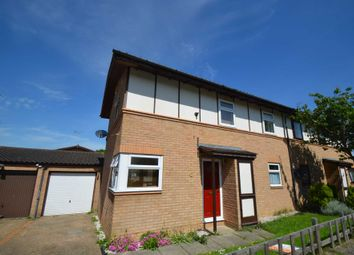 Thumbnail 3 bed semi-detached house for sale in Blackmoor Gate, Furzton, Milton Keynes