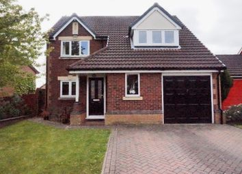 Thumbnail 4 bed detached house for sale in Bisham Park, Runcorn
