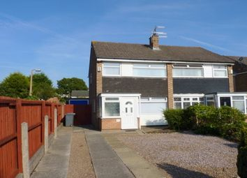 Thumbnail 3 bed semi-detached house to rent in Overton Way, Prenton