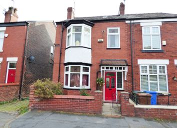 Thumbnail 3 bed semi-detached house for sale in Lake Street, Stockport