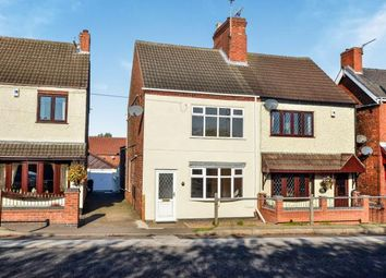Thumbnail 2 bed semi-detached house for sale in Mansfield Road, Underwood, Nottingham