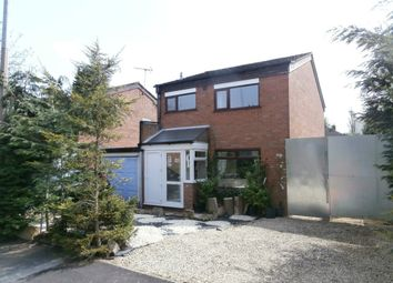 Thumbnail 3 bed detached house for sale in Wolston Close, Shirley, Solihull