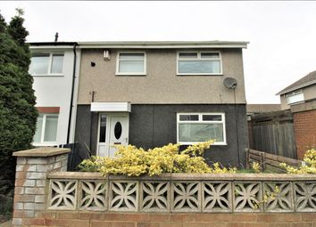 2 bed end terrace house for sale in Bamburgh Drive, Ormesby, Middlesbrough TS7