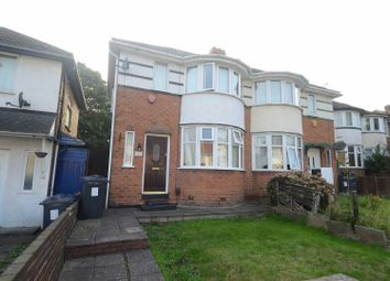 Thumbnail 2 bed semi-detached house for sale in Haycroft Avenue, Ward End, Birmingham