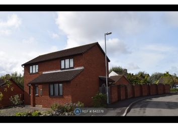 Thumbnail 3 bedroom detached house to rent in Highfields Close, Stoke Gifford, Bristol