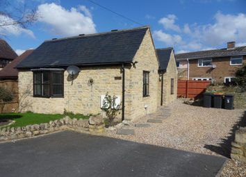 Thumbnail 2 bed detached bungalow to rent in Laws Close, High Street, Turvey
