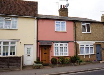Thumbnail 2 bedroom terraced house for sale in Bengeo Street, Hertford
