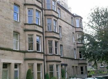 Thumbnail 2 bed flat to rent in Bruntsfield Gardens, Edinburgh Available 21st June