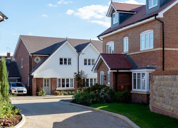 Thumbnail 3 bedroom semi-detached house for sale in Howland Road, Marden