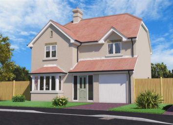Thumbnail 4 bed detached house for sale in Weston Rhyn, Oswestry