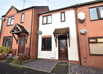 Thumbnail 1 bedroom terraced house for sale in St Clements Court, St Johns, Worcester, Worcestershire