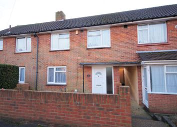Thumbnail 3 bed terraced house for sale in Shelley Avenue, Portsmouth