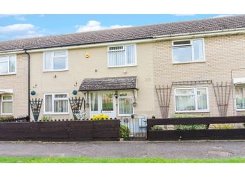 Thumbnail 3 bed terraced house for sale in Sandwich Close, Huntingdon