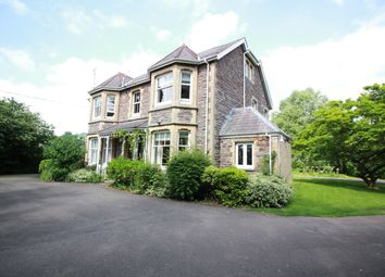 Thumbnail 2 bed flat for sale in Avenue Road, Abergavenny