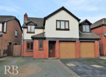 Thumbnail 5 bed detached house for sale in Hyndburn Close, Morecambe