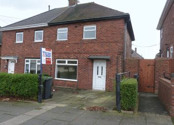 Thumbnail 2 bed semi-detached house to rent in Fegg Hayes Road, Fegg Hayes, Stoke-On-Trent