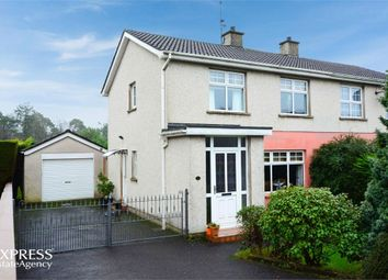Thumbnail 3 bed semi-detached house for sale in Thornleigh Avenue, Randalstown, Antrim