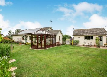 Thumbnail 2 bed detached bungalow for sale in Southolt Road, Worlingworth, Woodbridge