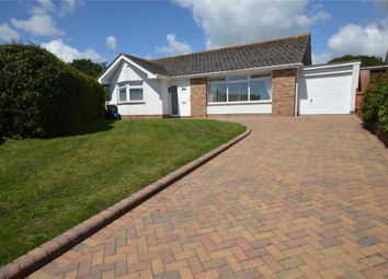 Thumbnail 2 bed detached bungalow for sale in Dunsford Close, Exmouth, Devon