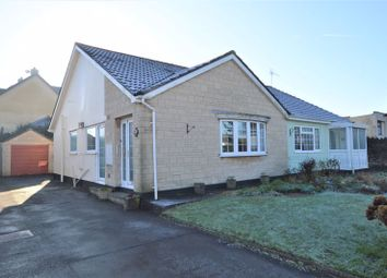 Thumbnail 2 bed semi-detached bungalow for sale in Bloomfield Lane, Paulton, Bristol