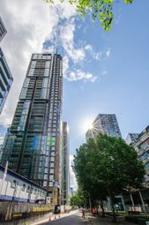 2 bed flat for sale in Harbour Central, Canary Wharf, London E14