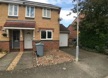 Thumbnail 2 bed semi-detached house to rent in Buttercup Court, Deeping St James, Peterborough, Lincolnshire
