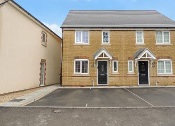 Thumbnail 3 bedroom semi-detached house for sale in Bridle Avenue, Whitchurch Village, Bristol