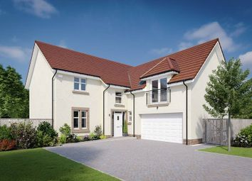 "Thumbnail 5 bed detached house for sale in ""The Melville"" at Dalmahoy Crescent, Balerno"