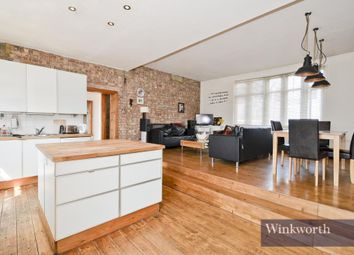 Thumbnail 4 bedroom flat for sale in Lordship Lane, London