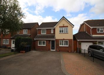 Thumbnail 4 bed detached house for sale in Wedgewood Drive, Church Langley, Harlow