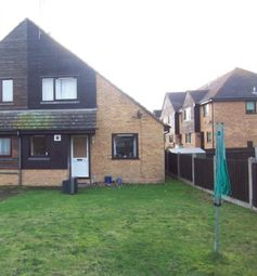 Thumbnail 1 bed semi-detached house to rent in Midsummer Meadow, Shoeburyness, Southend-On-Sea