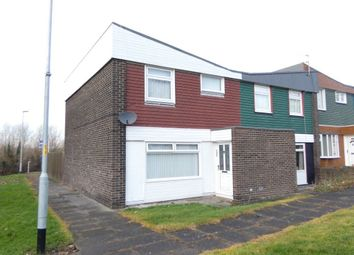 Thumbnail 3 bed terraced house to rent in Woodford, Gateshead