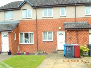 Thumbnail 2 bed terraced house to rent in Dillarsview, Lesmahagow, Lanark