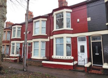 Thumbnail 3 bed terraced house to rent in Utting Avenue, Liverpool