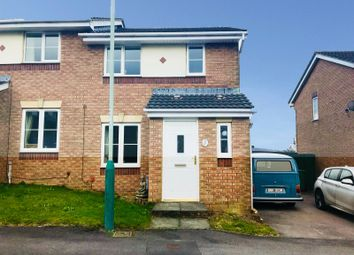 Thumbnail 2 bed semi-detached house for sale in Blaen Ifor, Caerphilly