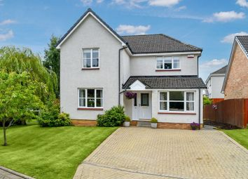 Thumbnail 4 bed detached house for sale in Knights Gate, Bothwell, Glasgow