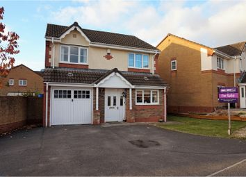 Thumbnail 4 bedroom detached house for sale in Ffwrn Clai, Pontarddulais