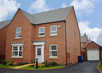 """Thumbnail 4 bedroom detached house for sale in """"Holden"""" at Allendale Road, Loughborough"""