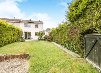 Thumbnail 3 bed semi-detached house for sale in Elgar Road, Southampton