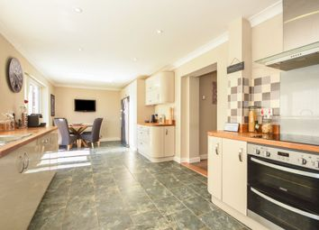 Thumbnail 3 bed detached house for sale in Mill Road, Lakenheath, Brandon
