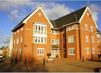 Thumbnail 2 bedroom flat to rent in Lundy Walk, Newton Leys, Milton Keynes