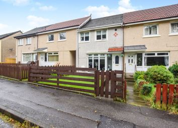 Thumbnail 2 bedroom terraced house for sale in Ross Drive, Glasgow