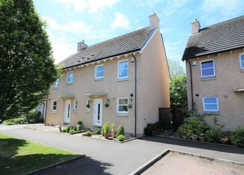 Thumbnail 3 bed semi-detached house for sale in Hillside Grove, Bo'ness