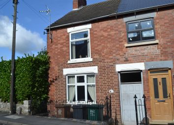Thumbnail 3 bed semi-detached house for sale in Wood Street, Church Gresley, Swadlincote