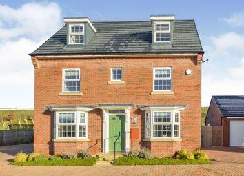 Golden Hinde Gardens, Brooklands, Milton Keynes MK10. 4 bed detached house for sale