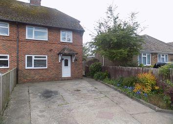 Thumbnail 4 bed semi-detached house for sale in Upper Horsebridge, Hailsham